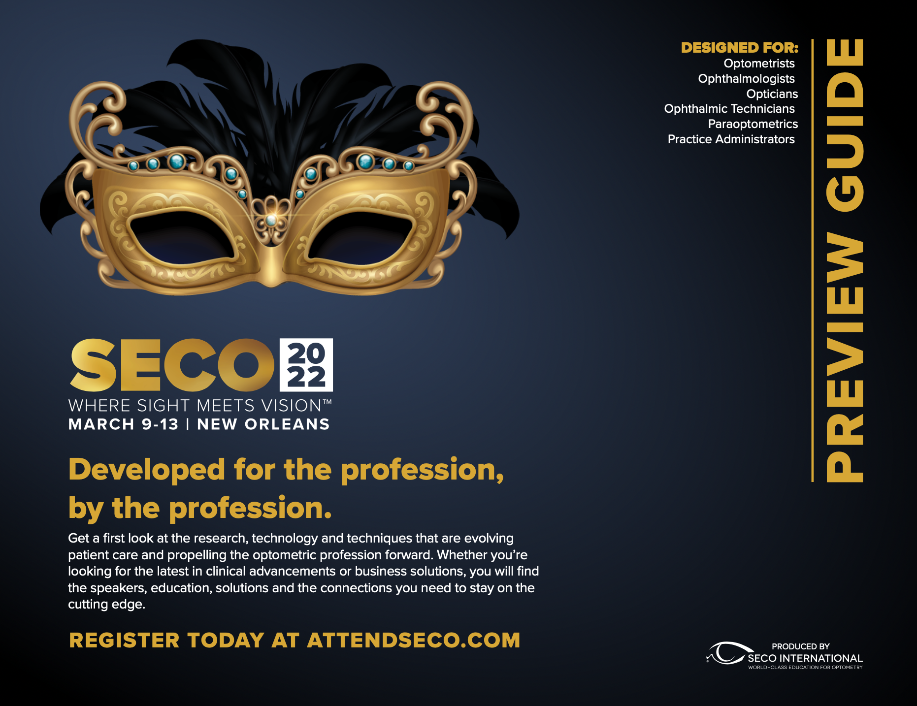 SECO2022 Preview
